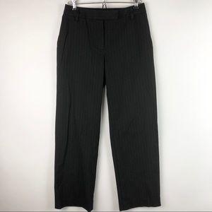 Liz Claiborne Audra Pinstripe Trouser Dress Pant